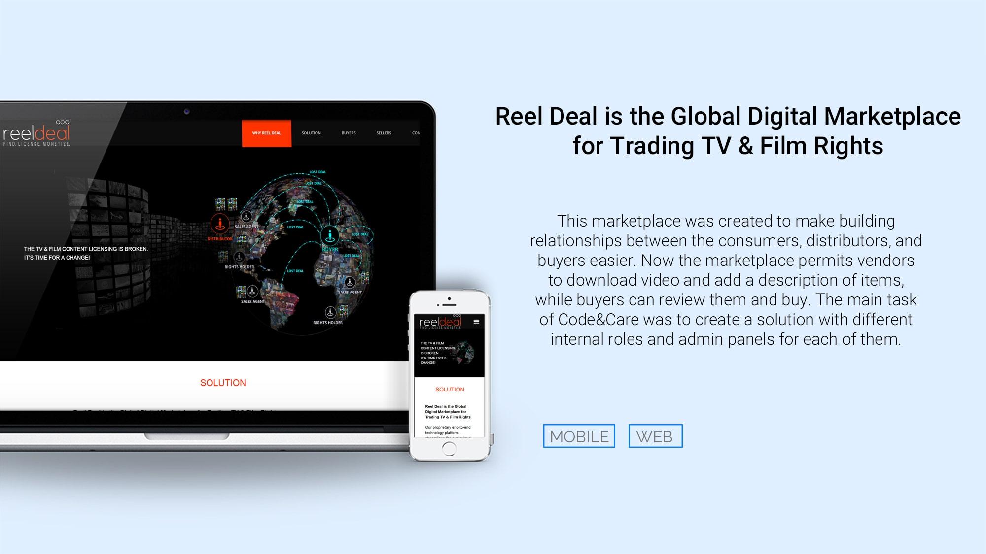 Marketplace case study 1
