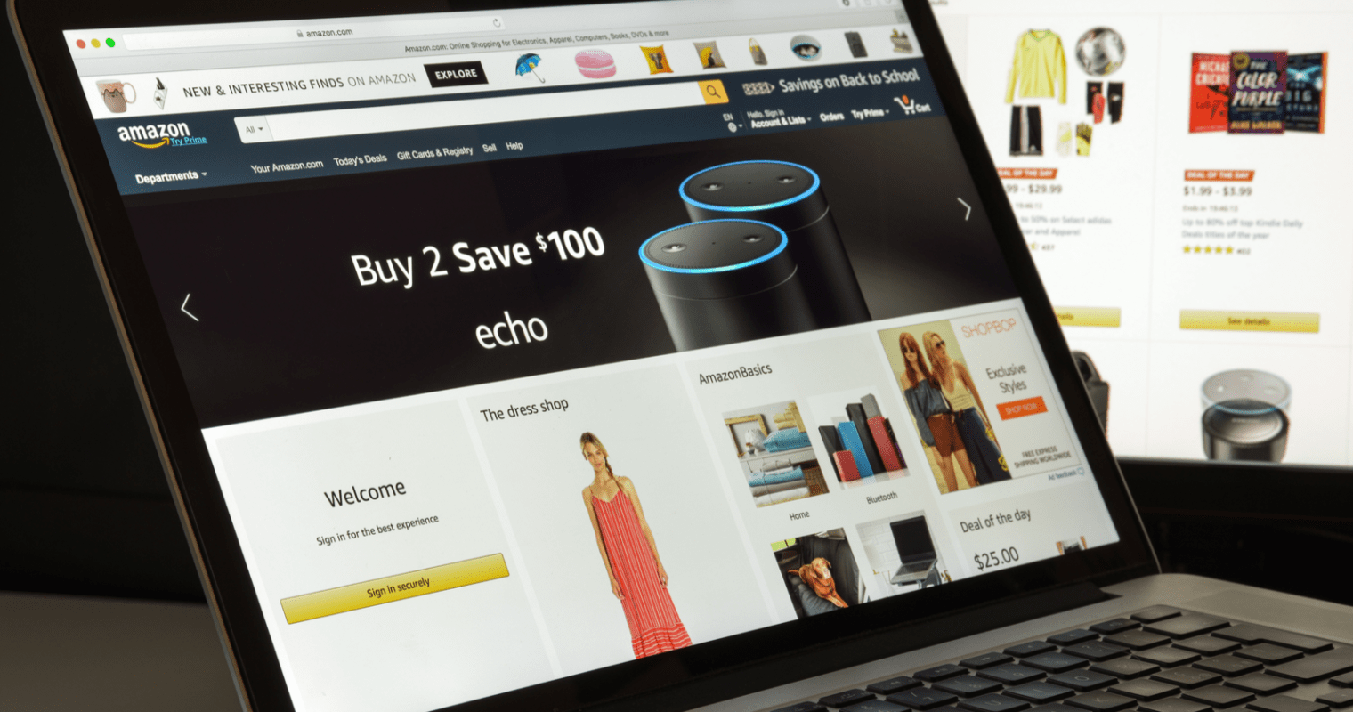 How to create a ecommerce website like amazon