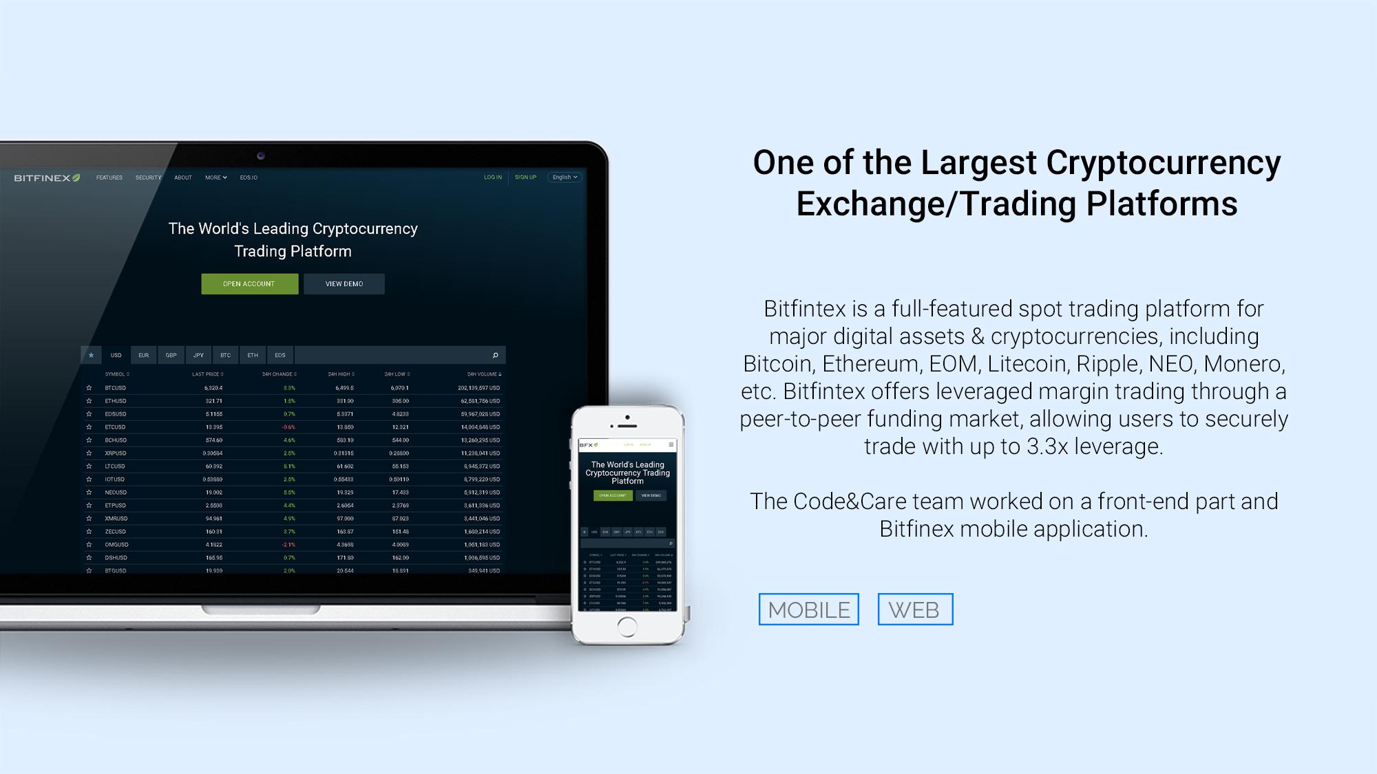 Case study Bitfinex